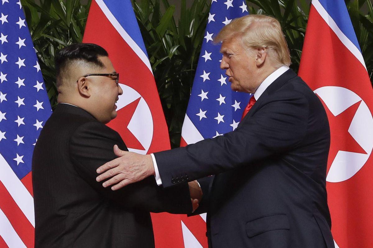 Vediamo come riusciranno a non dare il Nobel al ruggito di pace di Trump