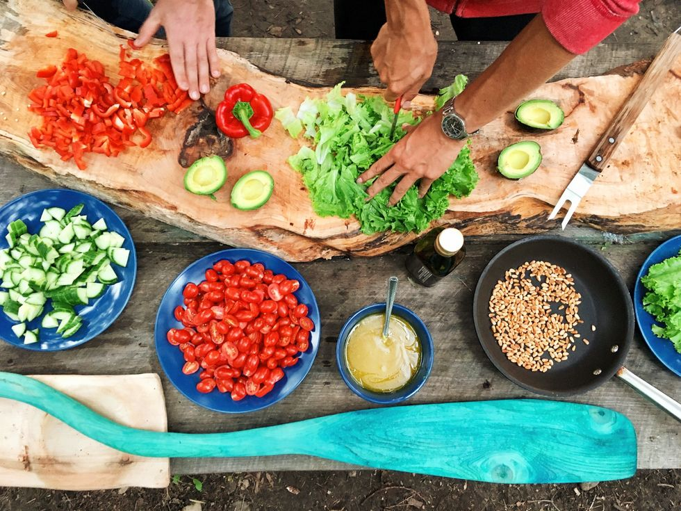 Get Yourself Into The Kitchen And Cook Up These 12 Personal Benefits