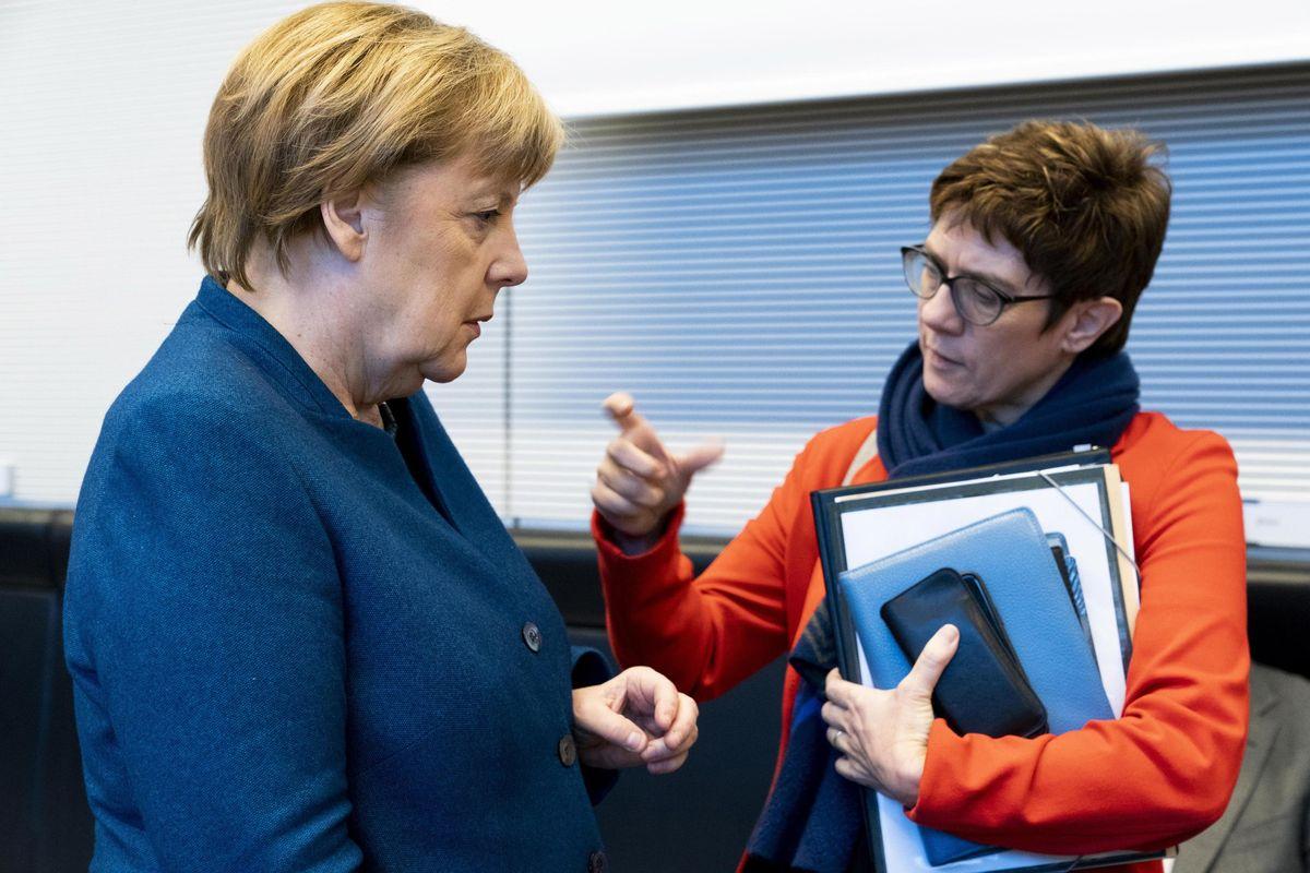 La locomotiva tedesca si è fermata perché non ammette i suoi errori