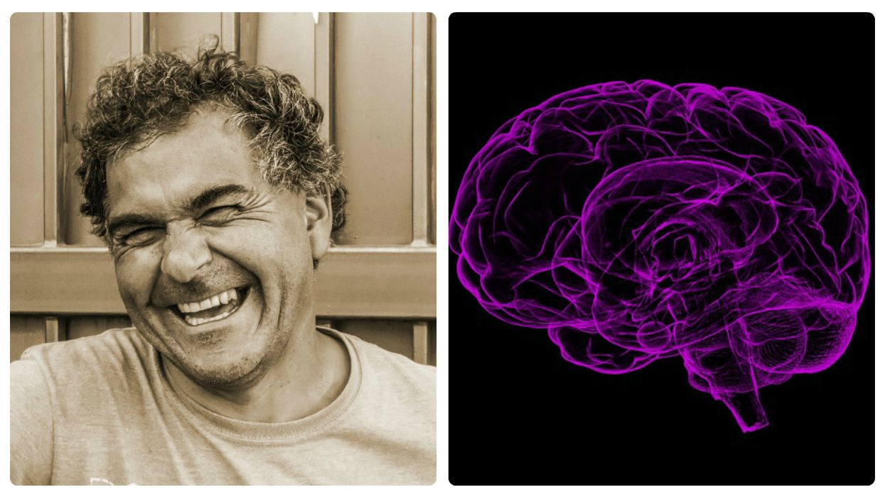 Stimulating this part of the brain causes 'uncontrollable urge to laugh'