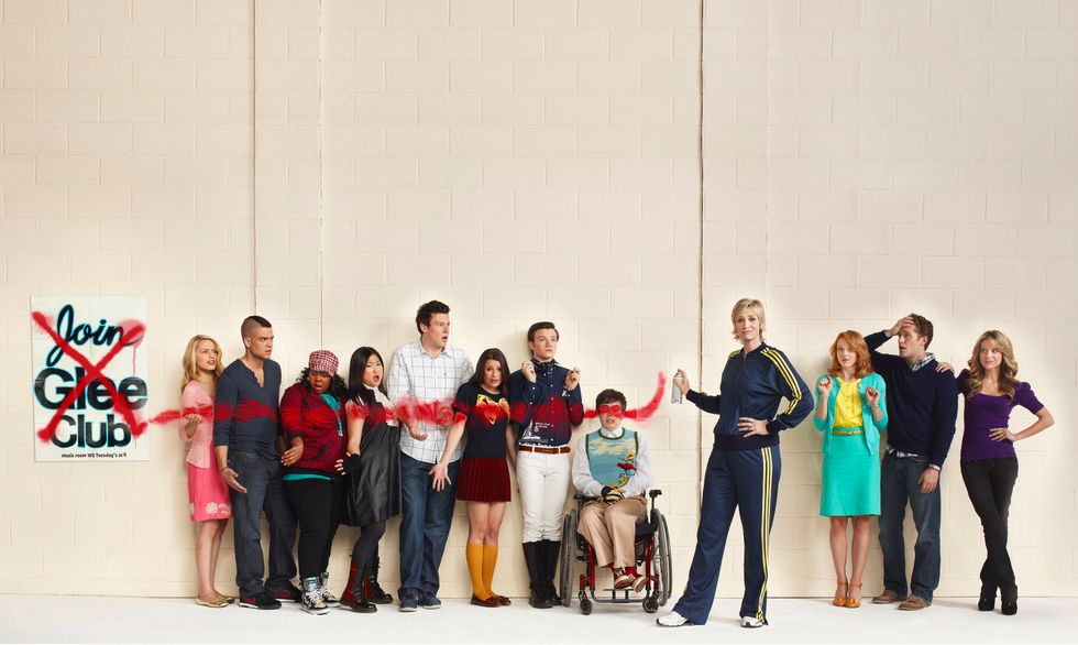 10 Reasons 'Glee' Is Still One Of The Most Relevant Teen Dramas To Exist