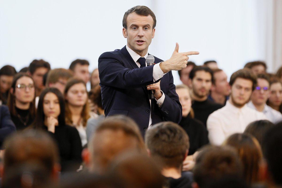 Se Di Maio segue Macron farà la fine di Monti