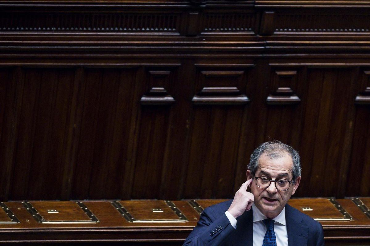 A forza di retroscena sulle dimissioni il «Corriere» allunga la vita a Tria