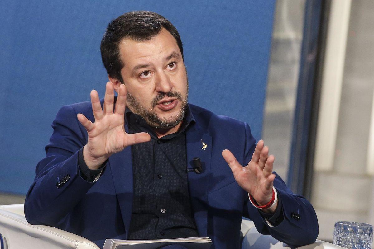 La «caccia» a Salvini è giusta: ha troppo potere