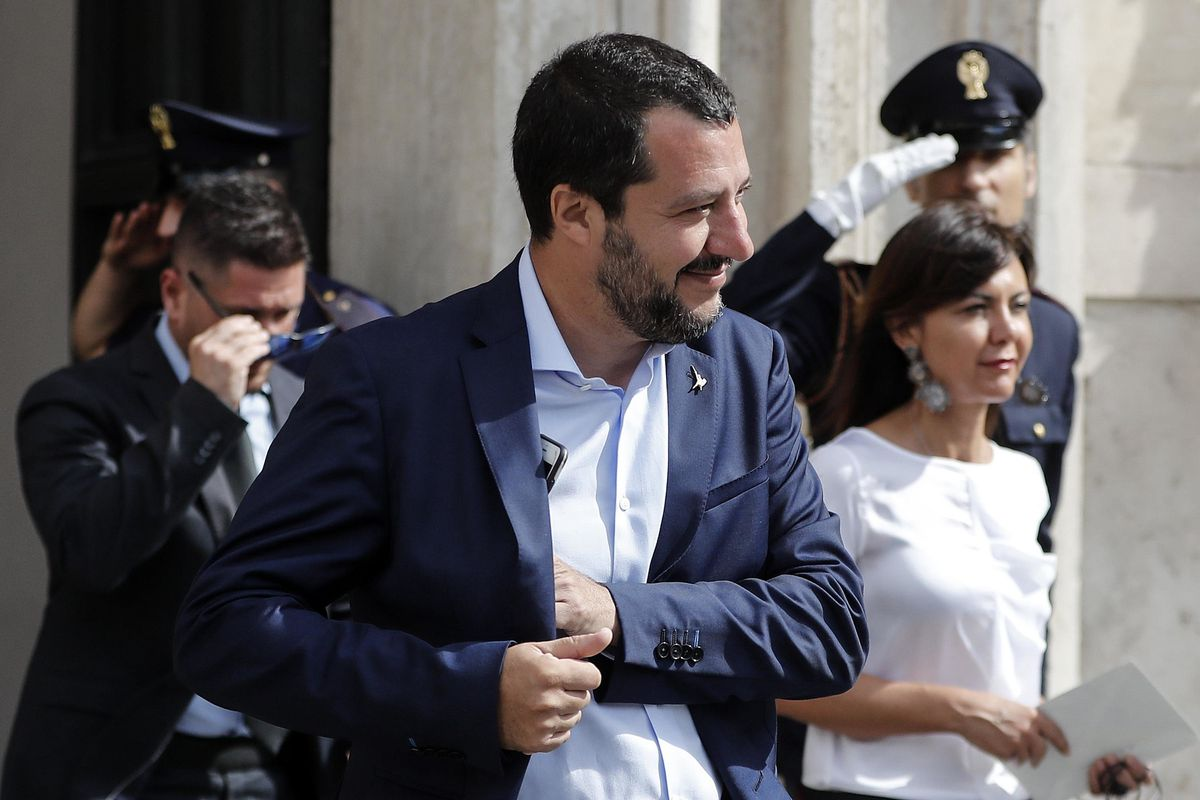È l'Europa che tiene sotto sequestro l'Italia