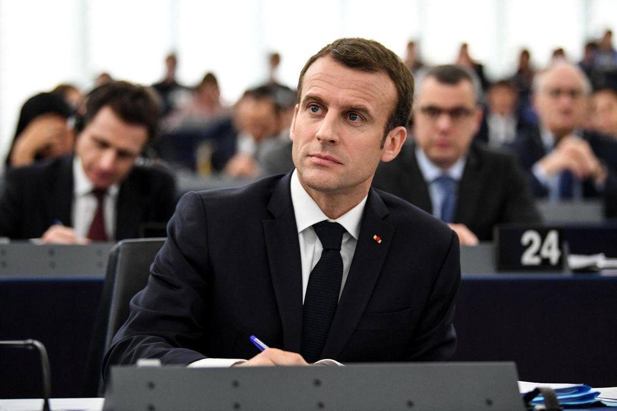 Macron vuole un plebiscito sull'Ue: il miglior modo per perdere nel 2019
