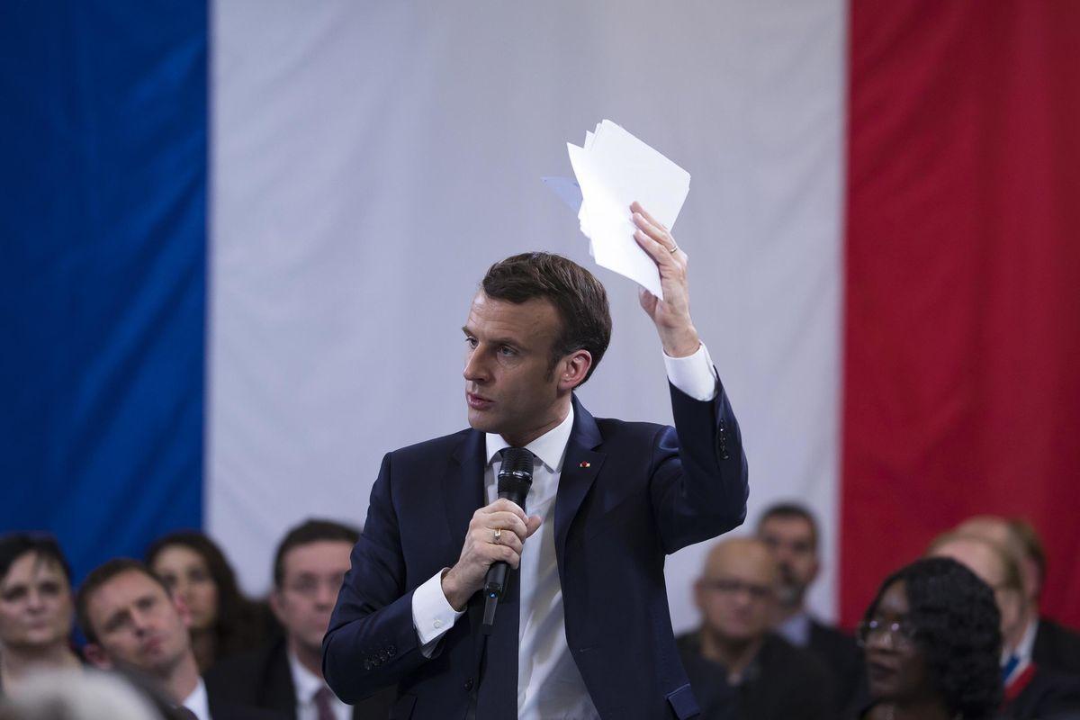 La Francia di Macron ci impone perfino il prezzo della nostra pasta