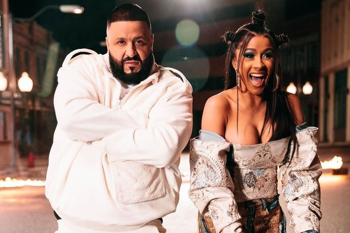 What Are DJ Khaled and Cardi B Working On?