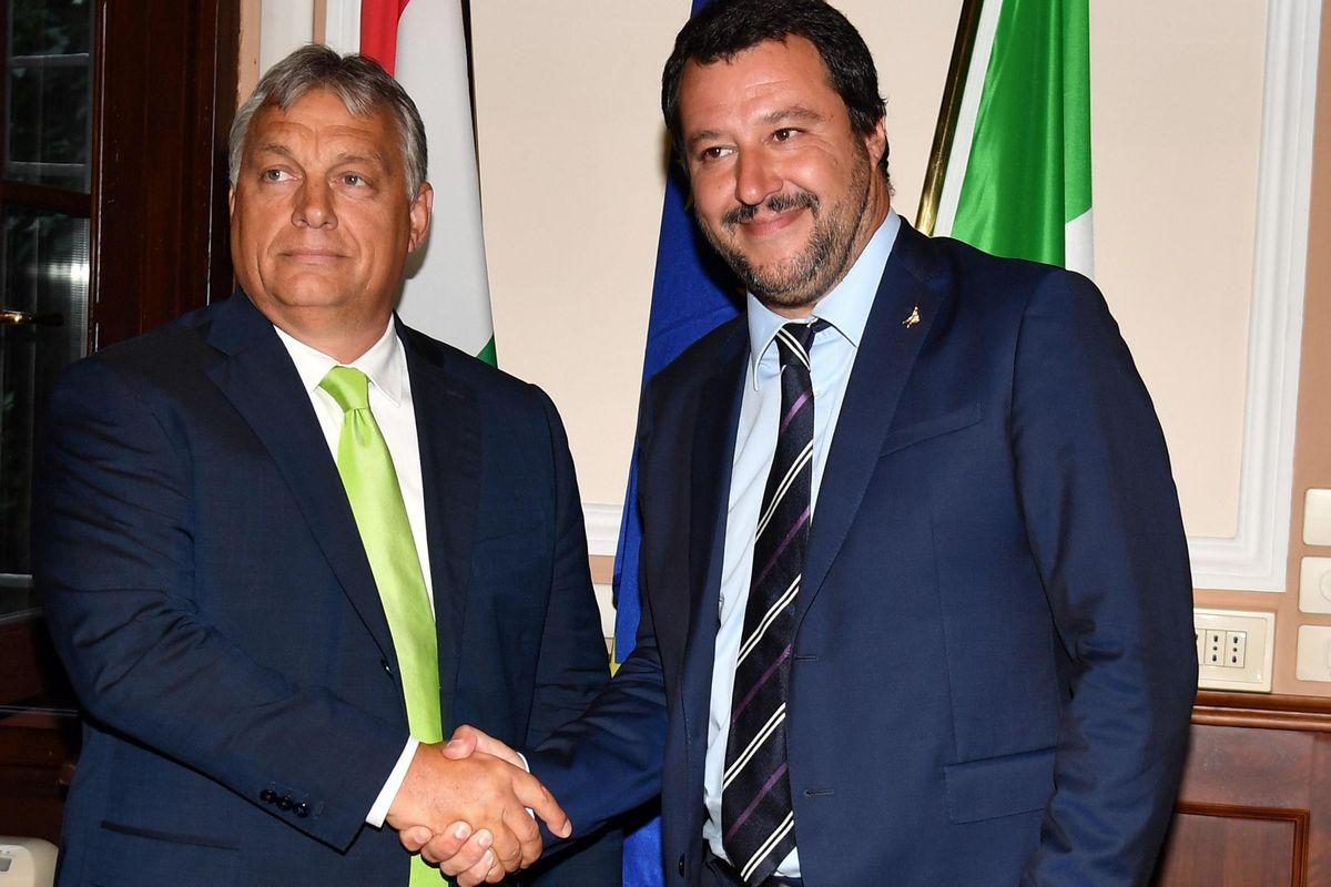Orbán è un alleato fondamentale per cambiare faccia all'Europa