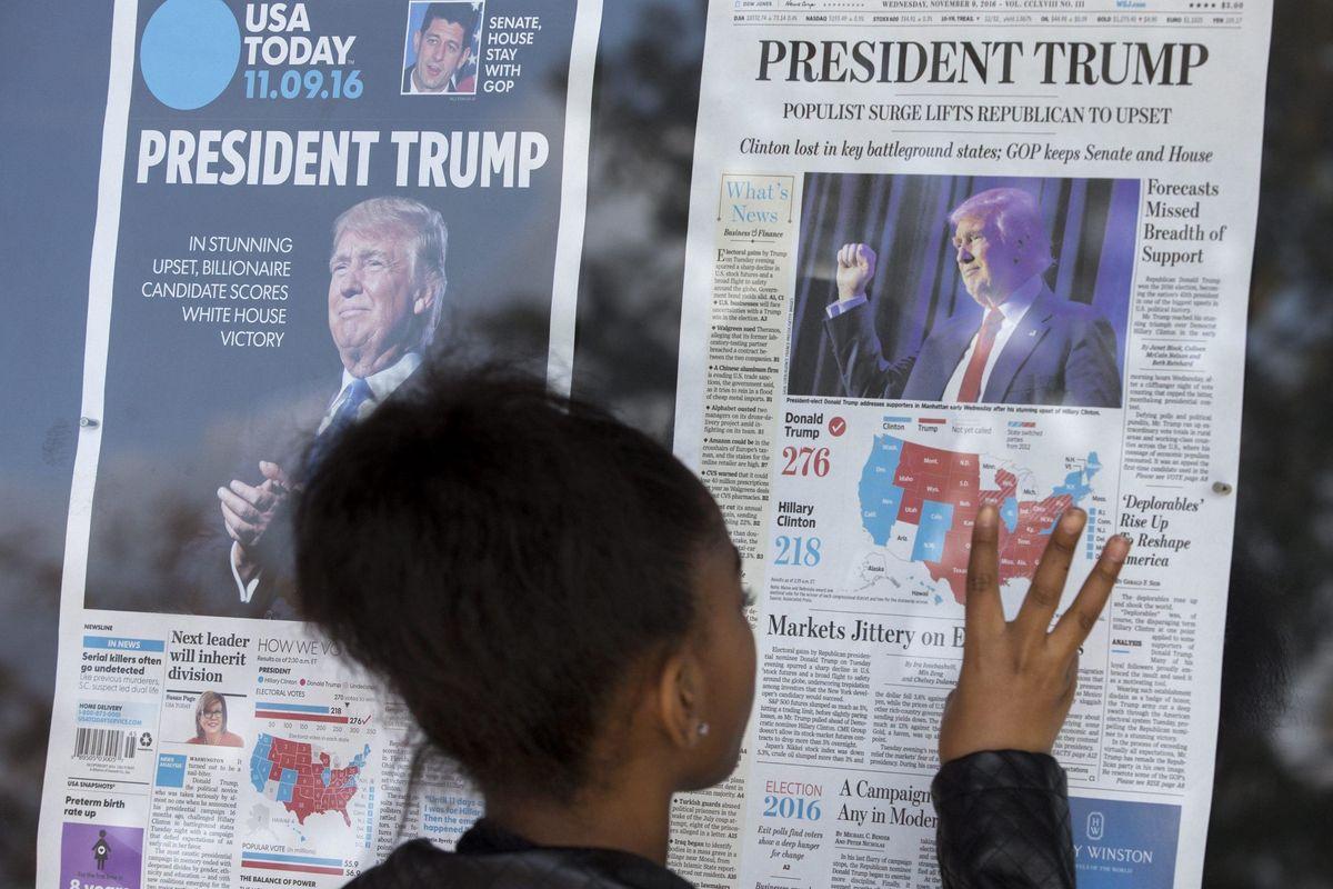 Il «razzista» Trump fa volare le paghe e le aziende dei neri