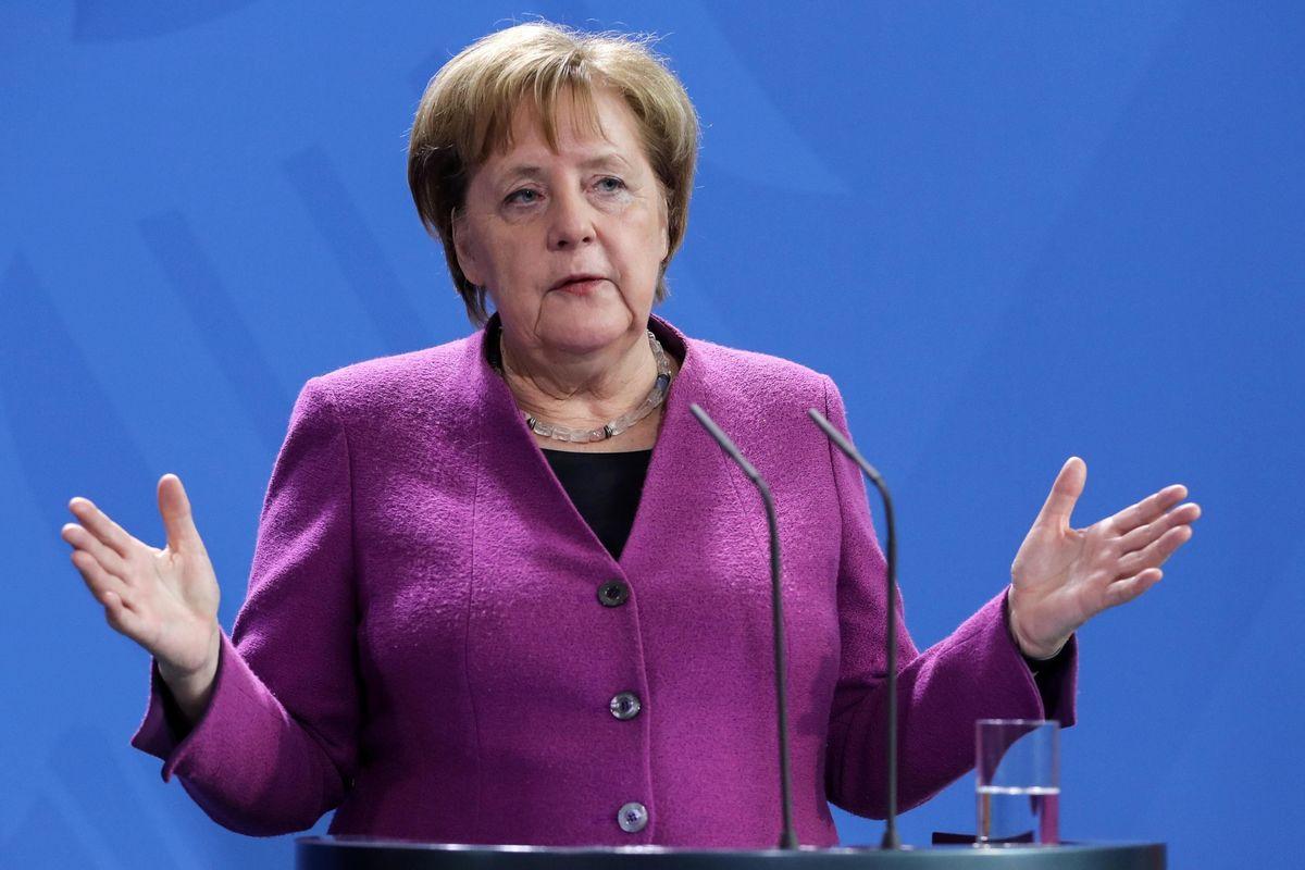 La lotta della Merkel contro il diesel salva le auto tedeschenon certo l'ambiente