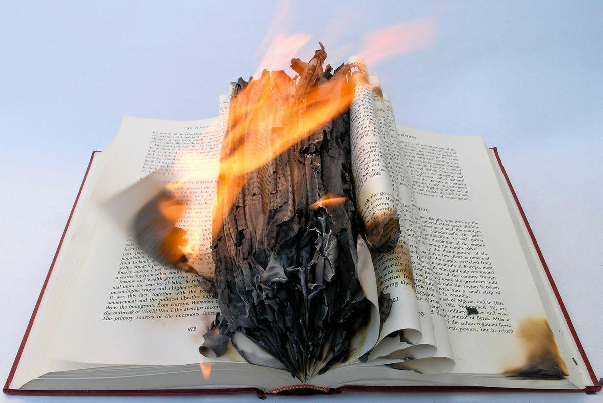 Ora gli scrittori censurano da soli i propri romanzi