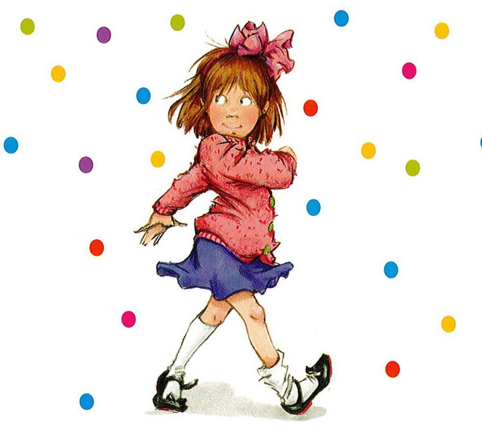The First Feminist I Looked Up To: Junie B. Jones
