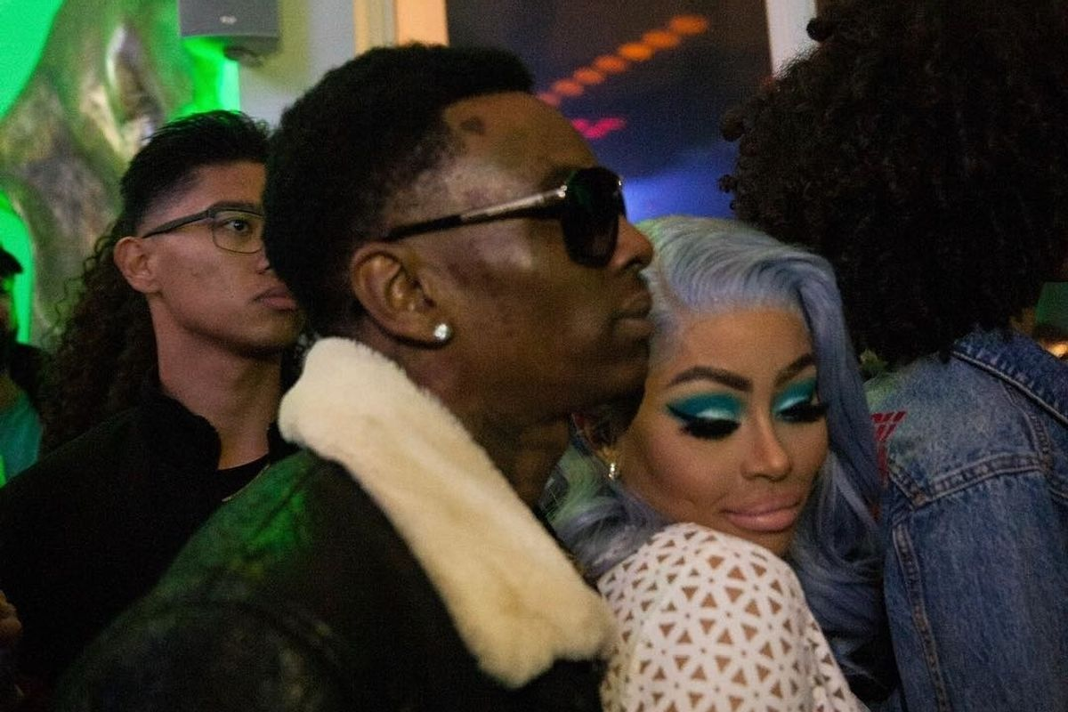 Love Is Real: Blac Chyna and Soulja Boy Are Dating