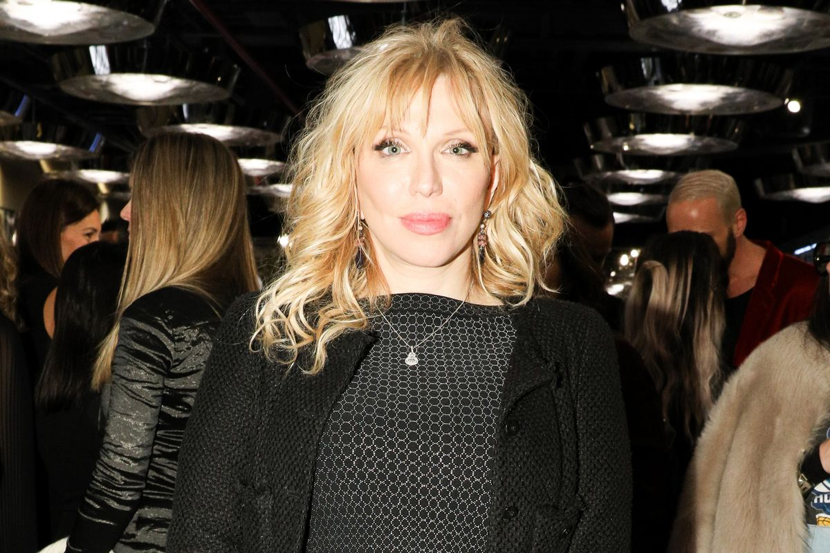 This NYFW Show Paid Homage to Courtney Love