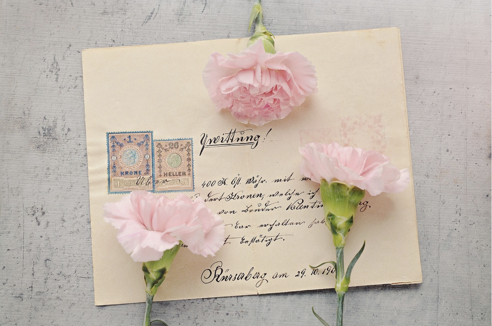 Bring Back The Art Of The Hand-Written Letter