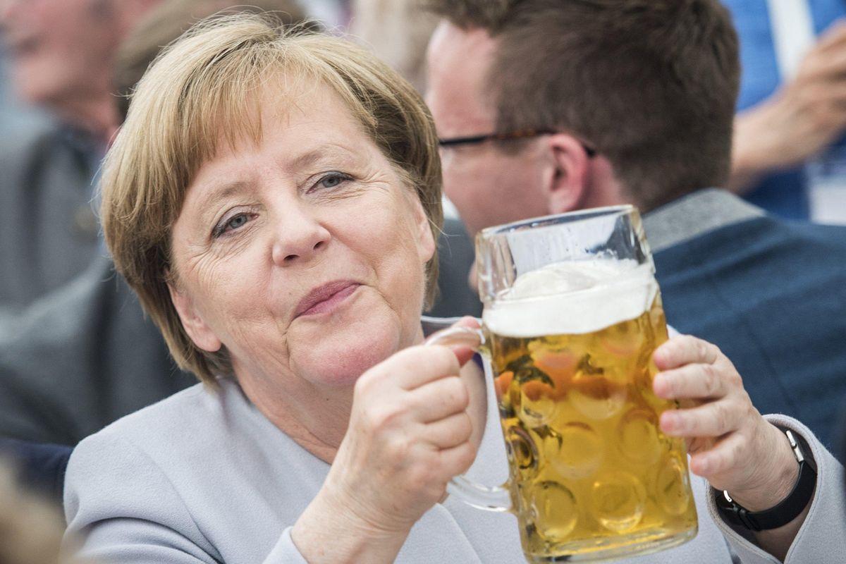 Le idee dei tedeschi sono come würstel e crauti: buone, ma solo a casa loro