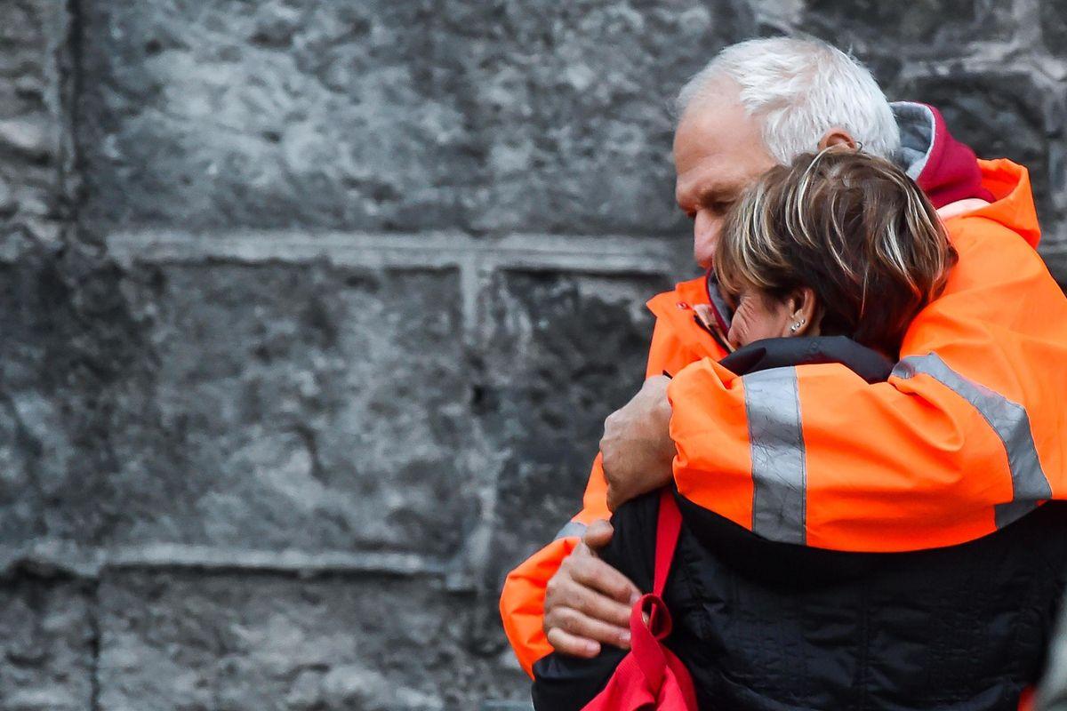 L'elemosina agli sfollati di Genova. Solo 8.000 euro a chi ha perso casa