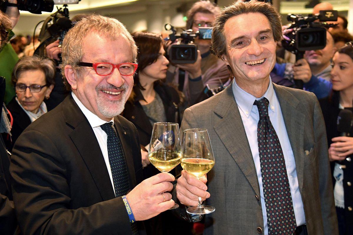 In Lombardia scricchiola l'alleanza Lega-Forza Italia. Tagliati ex formigoniani e maroniani