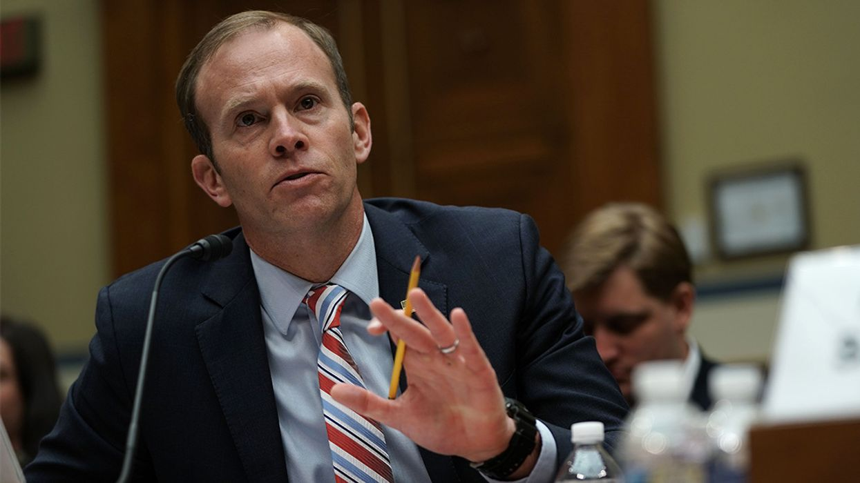 FEMA Director Brock Long Is the Latest Trump Official to Resign Amid Spending Scandals
