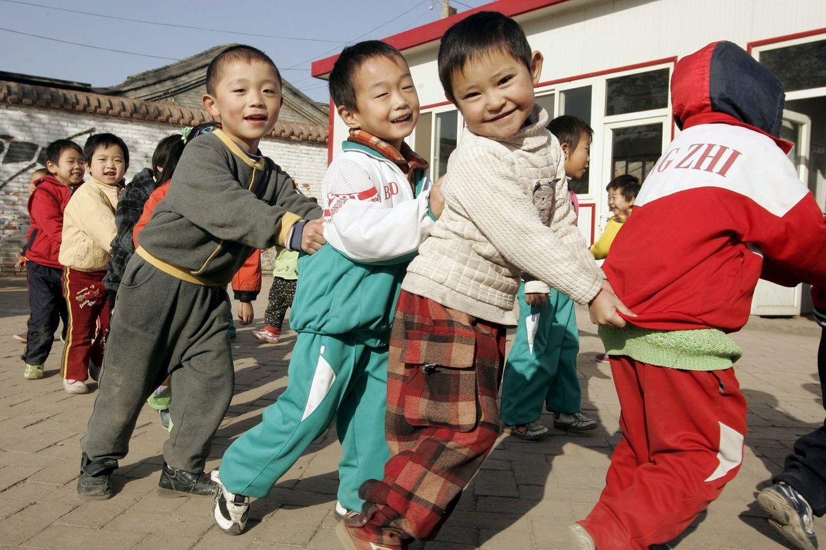 La scuola cinese creata per crescere veri uomini