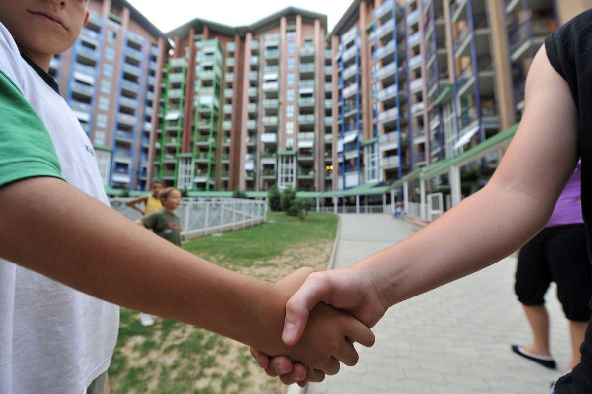 Un decreto salva famiglie per le case Peep