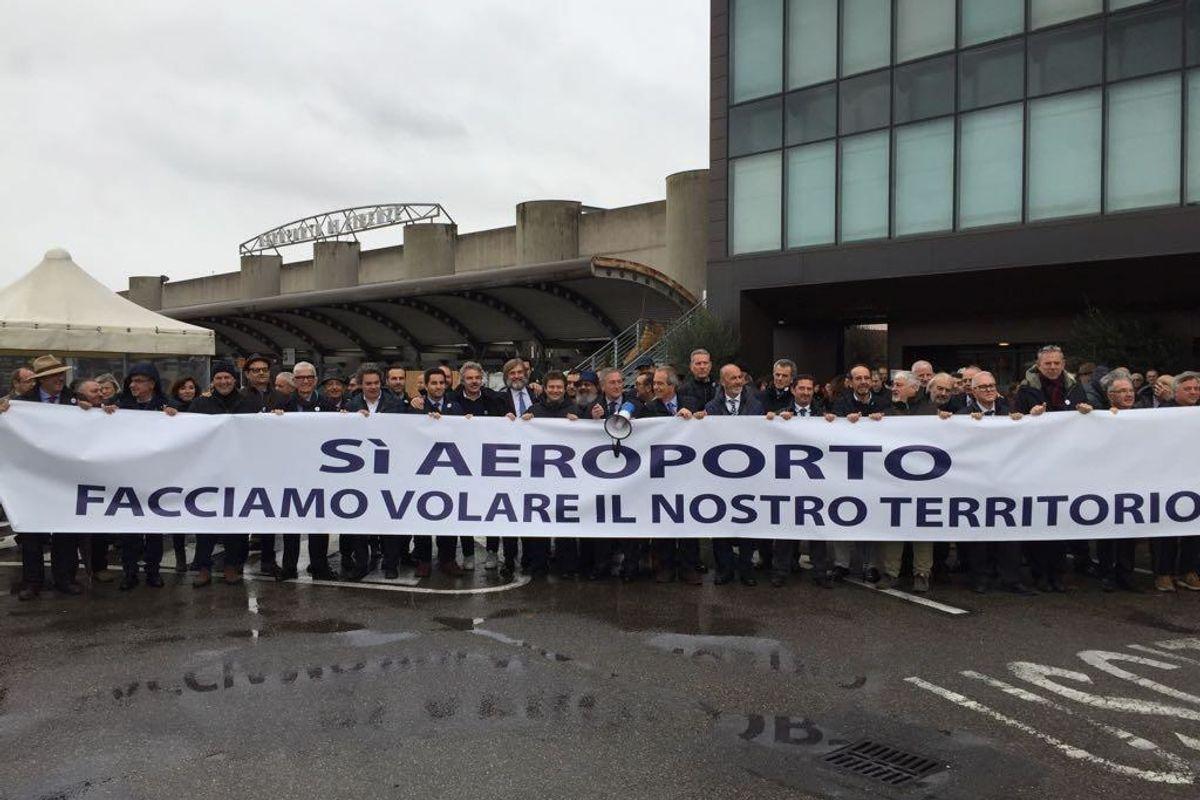 A Firenze l'aeroporto non decolla, persi 150 milioni di stanziamenti