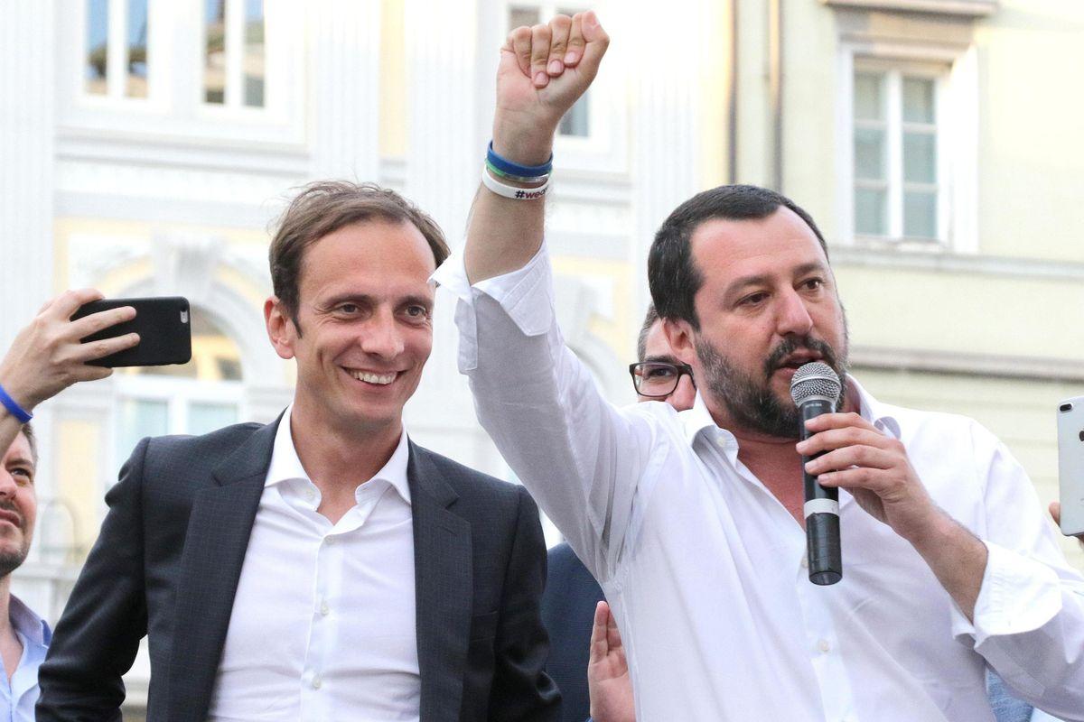Fedriga (Lega): «I clandestini ora arrivano via terra»