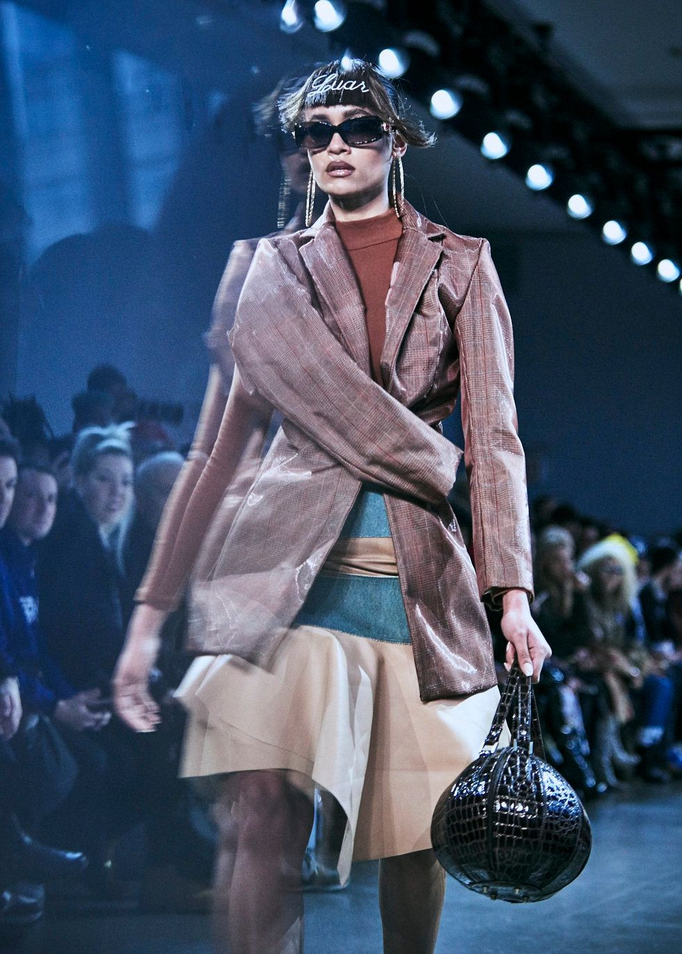 Luar's Brooklyn Dream Girl For Fall 2019 at NYFW - PAPER