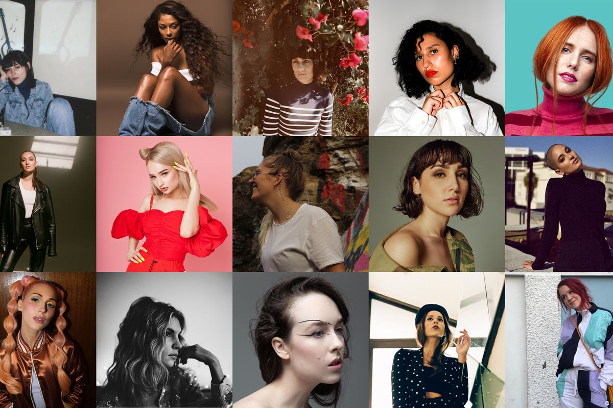 Womxn Are Writing Today's Biggest Hits. Meet 15 of Them.