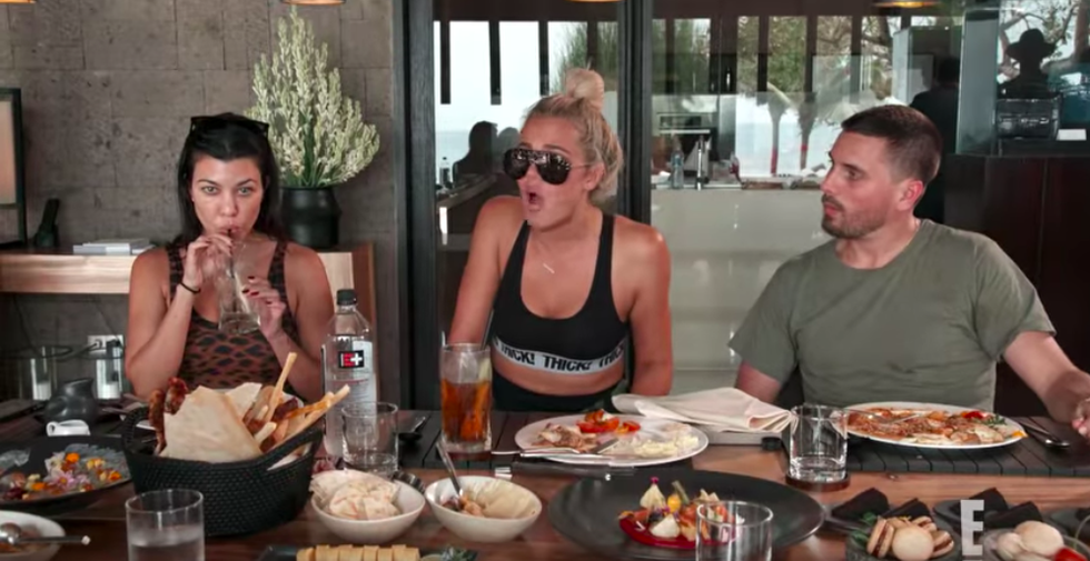Every Girls Attempt To Get In Shape For Spring Break As Told By The Kardashians