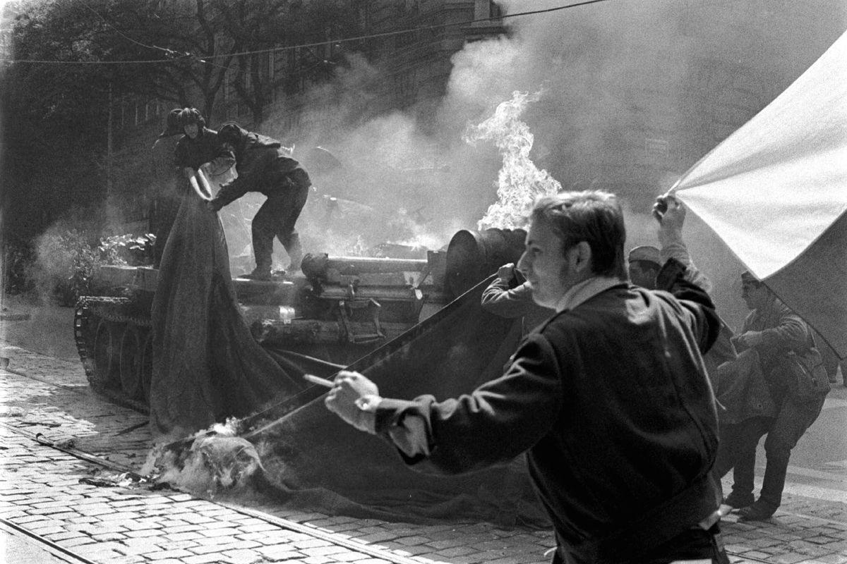 A Praga l'Urss cancellò la favola del «socialismo dal volto umano»