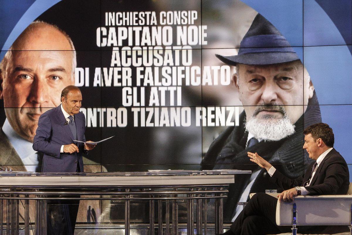 Tutti i rapporti delle ditte dei Renzi con gli arrestati amici di Licio Gelli