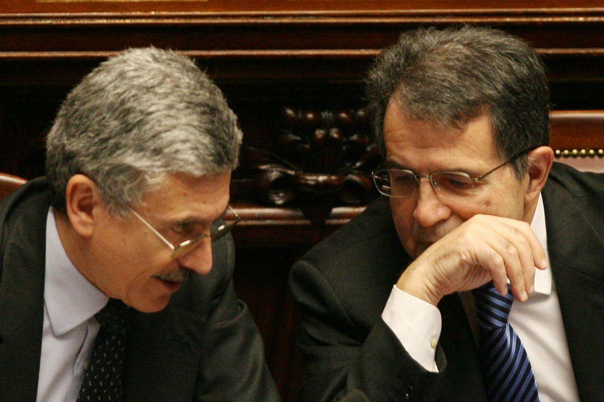 Prodi e D'Alema hanno regalato le autostrade agli amici della sinistra