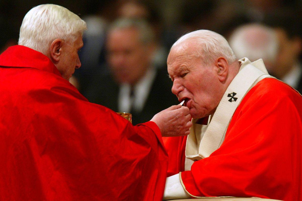 «Mi chiamo Maometto e vi avverto: l'islam conquisterà persino un Papa»