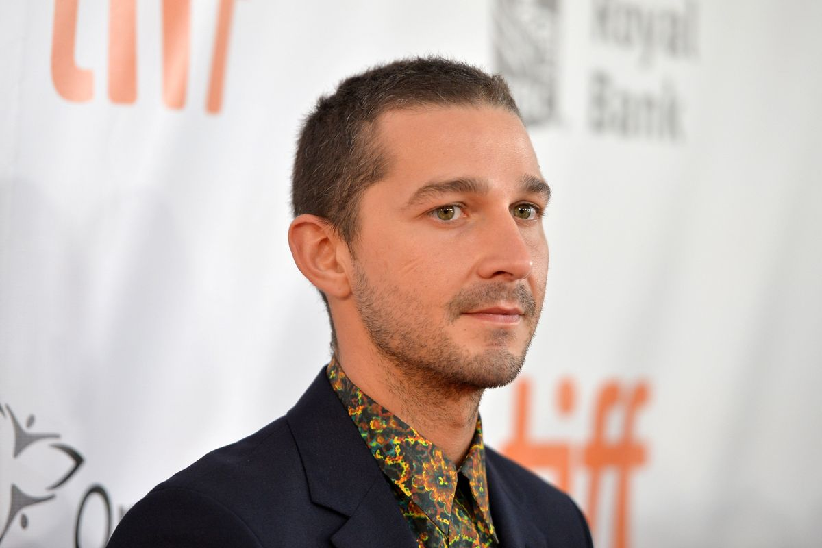 Editor's Note: Shia LaBeouf Tweets About Antisemitism