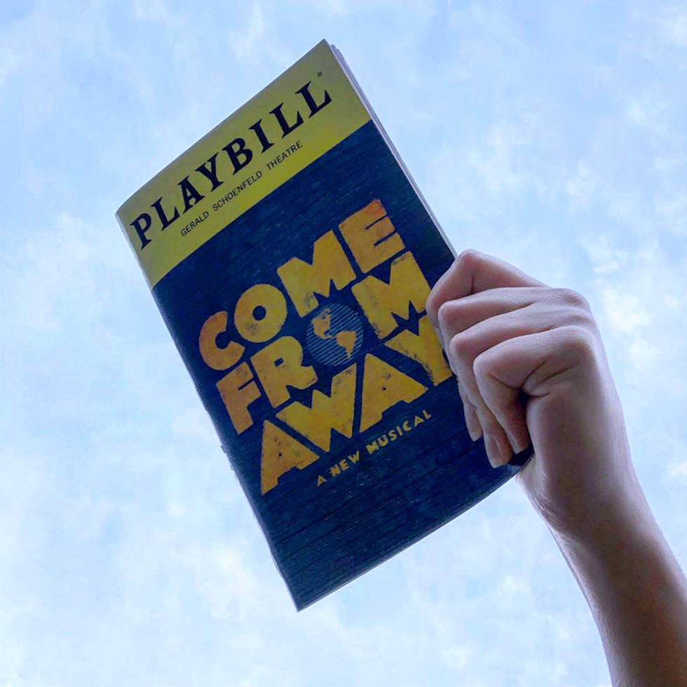If You Haven't Seen Broadway's 'Come From Away', I Suggest You Go Do That Right Now