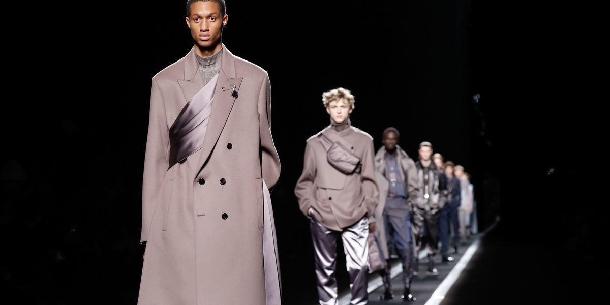 Dior Rides a Conveyor Belt Towards the Future