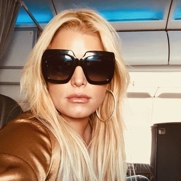 Show Me Yours, I'll Show You Mine: Jessica Simpson