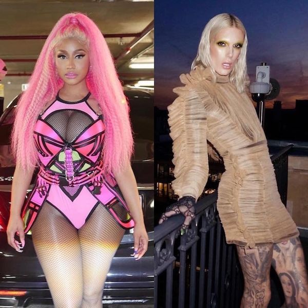 Before She Was Famous, Nicki Minaj Rapped on This Jeffree Star Song