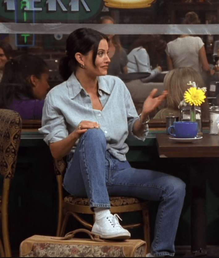 10 Monica Geller outfits that you can re,create