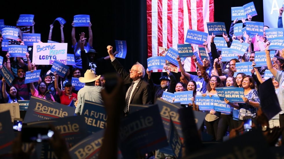 I'm Proud To Have Felt The Bern In 2016 Because America Will Win In 2020