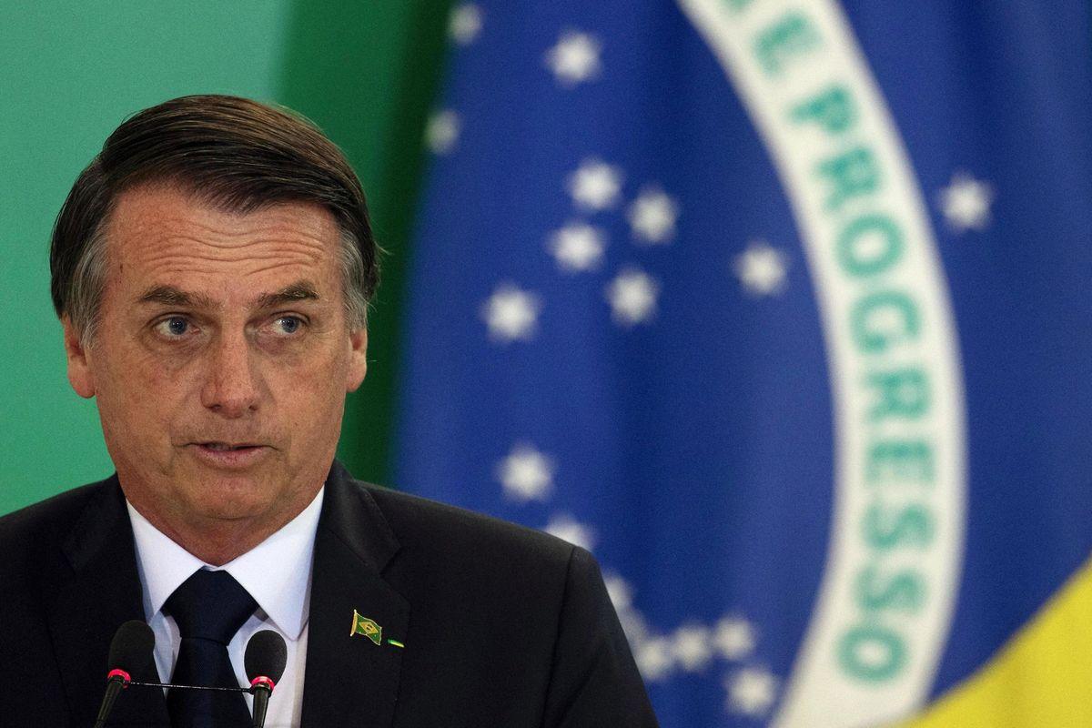 Usa e Cina disertano Davos, il palco resta a Bolsonaro
