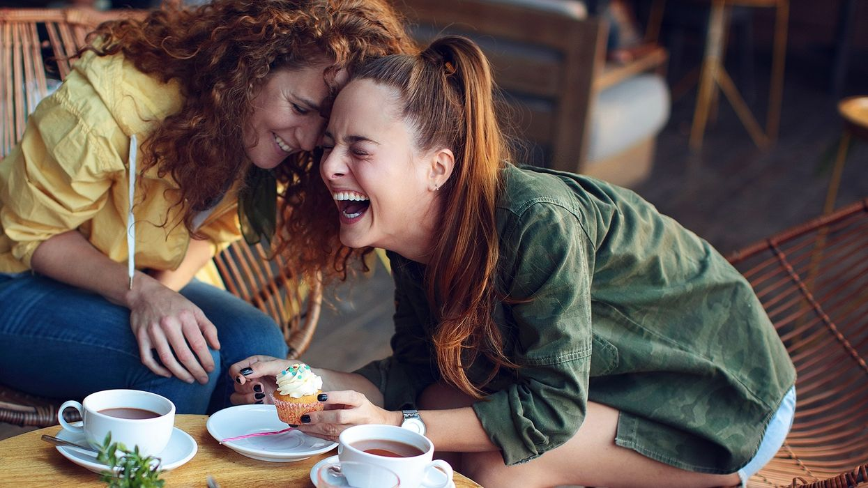 Laughter is a better social lubricant than alcohol