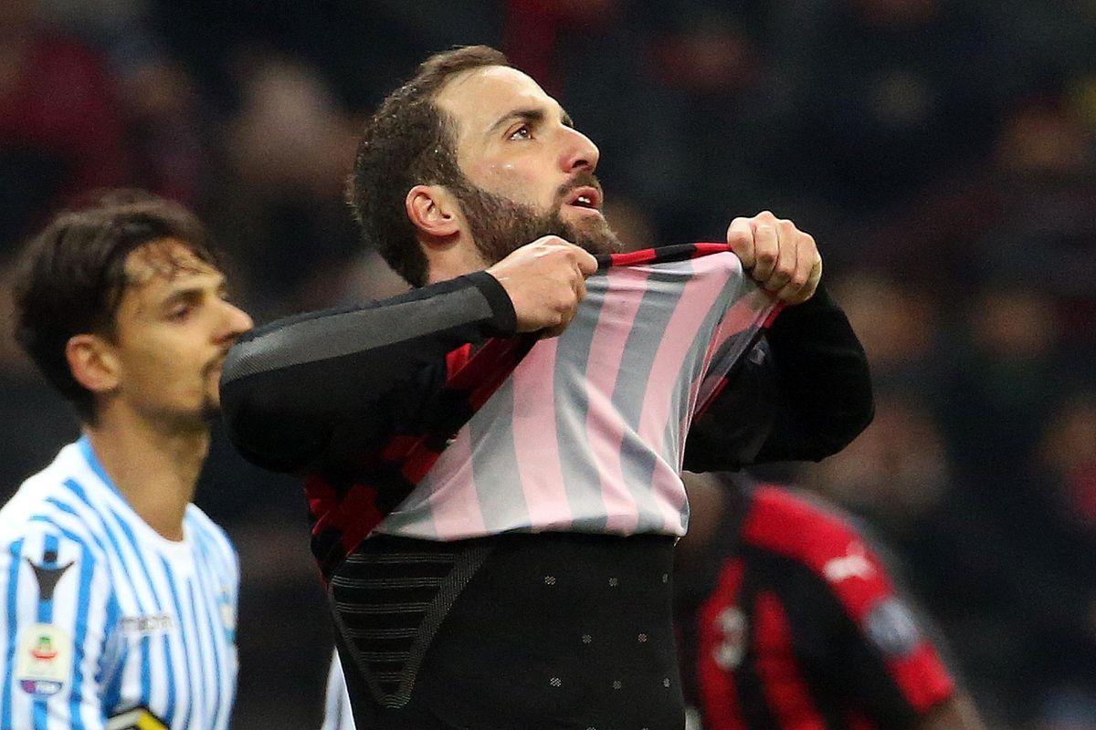 Il Milan prova a sfatare la maledizione del 9