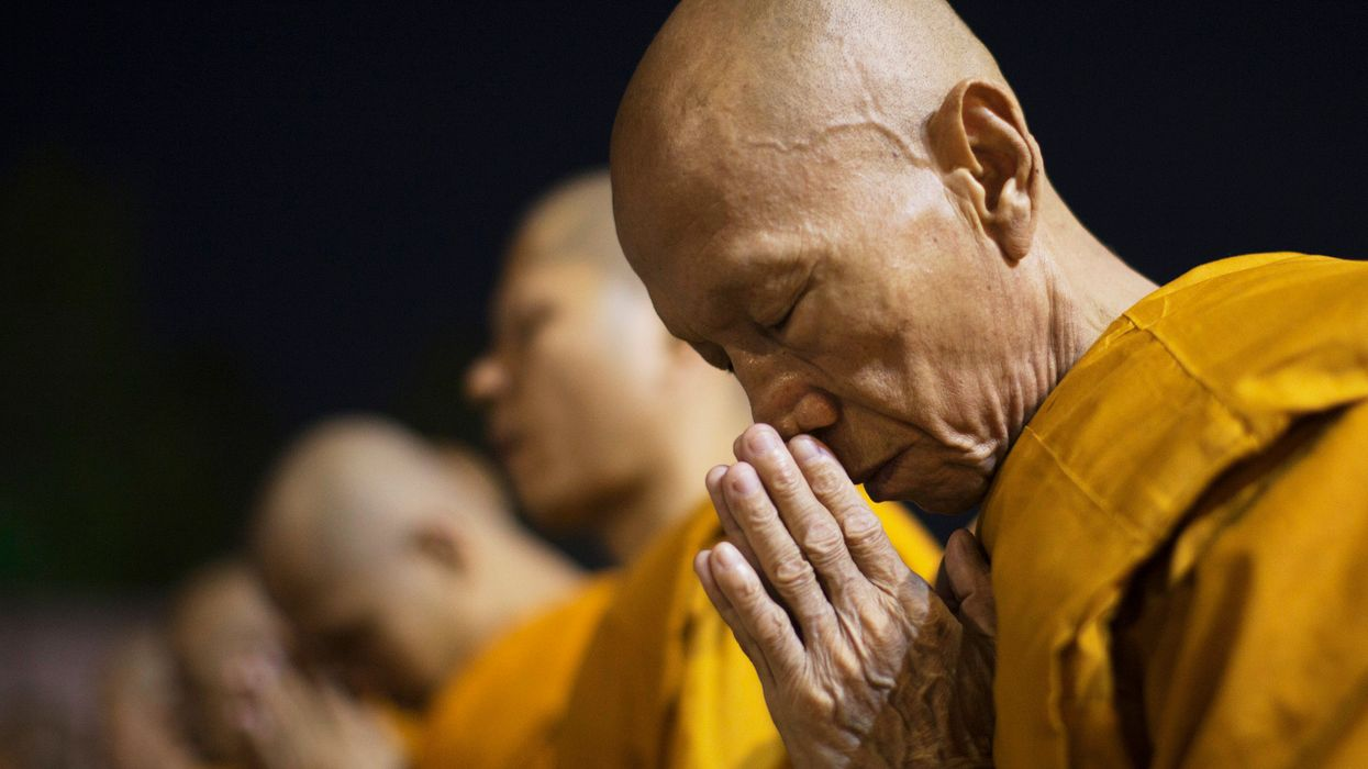 Similar ideas between Buddhism and Western psychology