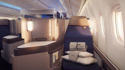 United Airlines Introduces Boeing 777-300ER To Additional Routes ...