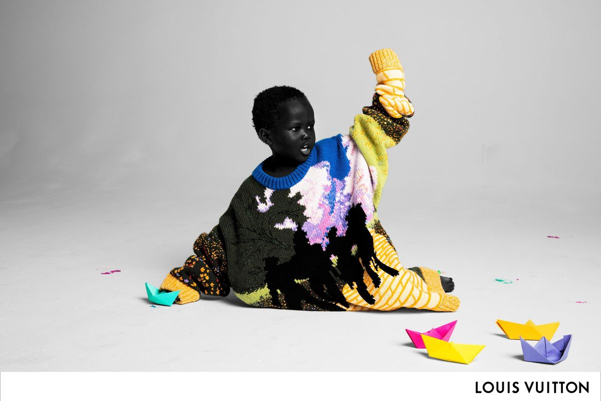Virgil Abloh Reveals Three-Part Spring Campaign for Louis Vuitton