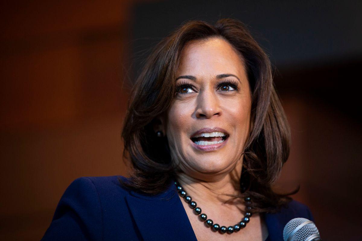 Kamala Harris Announces 2020 Presidential Bid