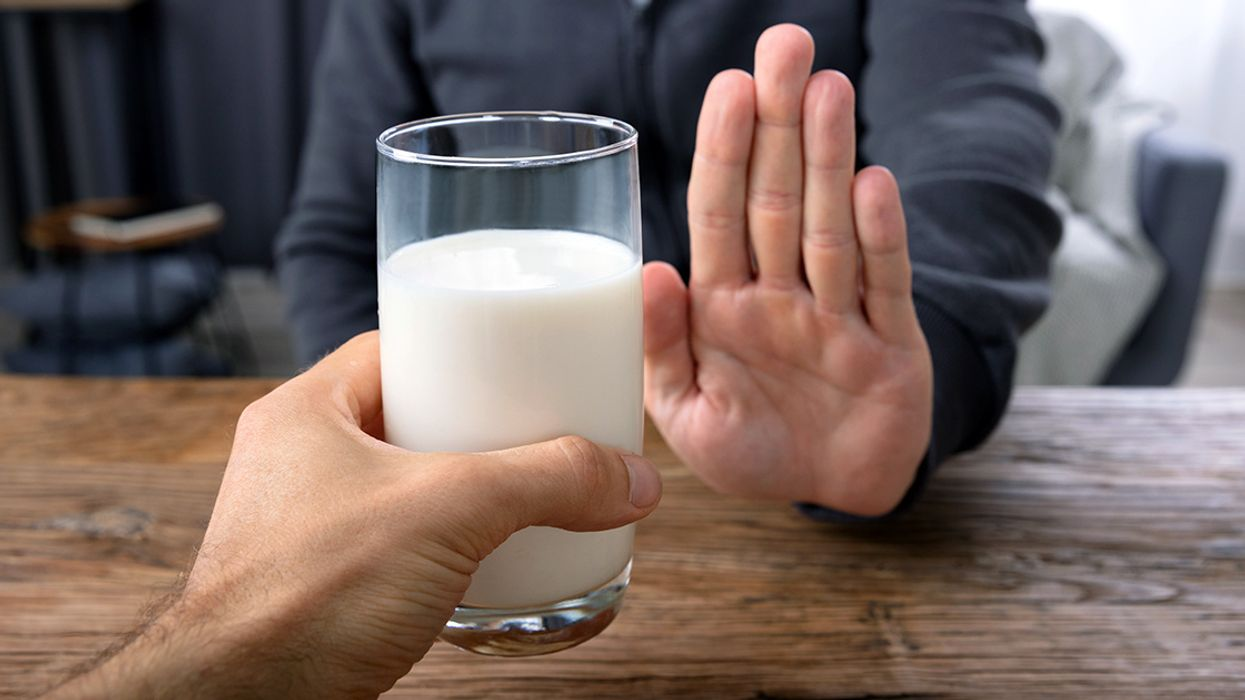 Are Microbes Causing Your Milk Allergy?